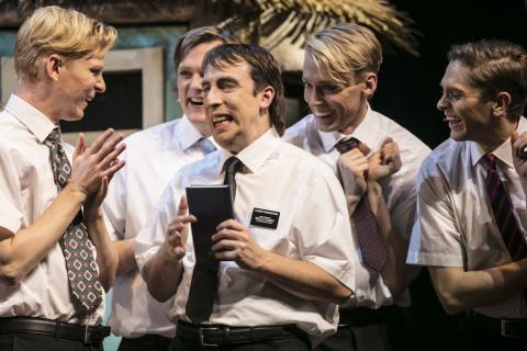 The Book of Mormon China Teatern2