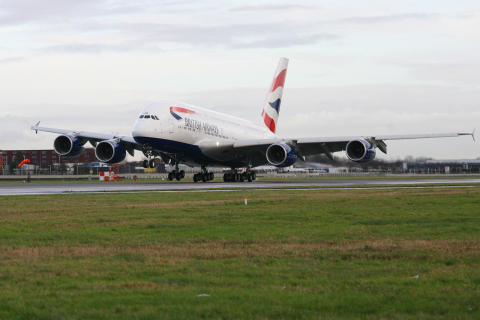 British Airways 'open' for business at Inverness