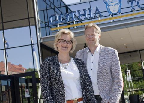 Estrella lockar världens snackselit till Göteborg