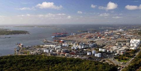 Dags att visa intresse för LNG-terminal i Göteborg