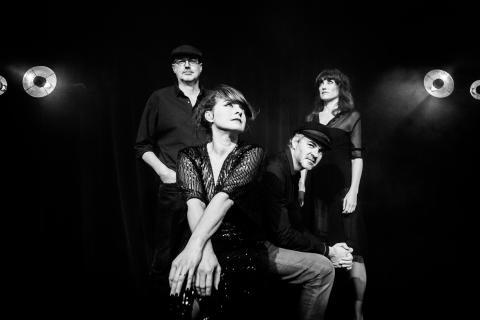 Det franske new wave kultband, Nouvelle Vague, kommer til Pumpehuset