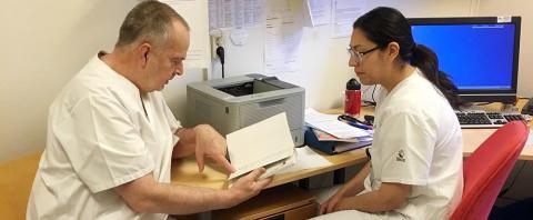 Pressinbjudan: Vårdcentralen Skurup snart oberoende av hyrläkare