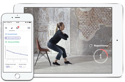 $7 million investment in digital health for osteoarthritis
