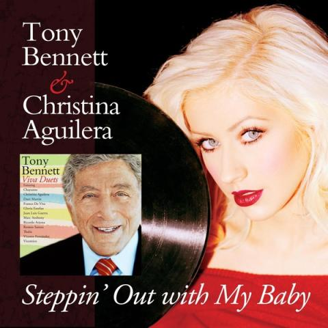 Tony Bennett & Christina Aguilera - Steppin' Out With My Baby
