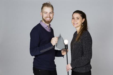 De är finalisterna som tävlar på Venture Cups Sverigefinal