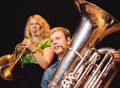 Jobba med musik? Träffa KMH:s lärarstudenter och gå på konserter fredag 26 februari!