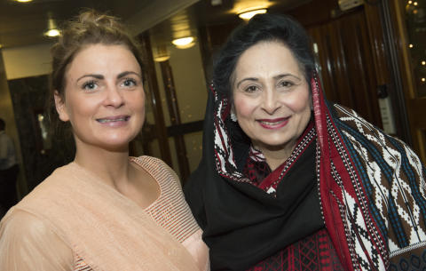 Bollywood signs the way for Bury East women and girls
