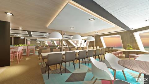 Tallink Silja Megastar| Delight Buffet 4