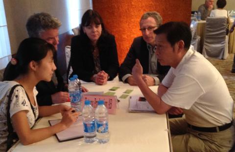 Affärerna fortsätter att utvecklas mellan Dalarna och Wuhan, Kina