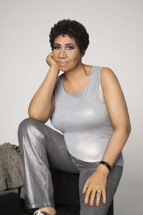 "Aretha Franklin släpper nya studioalbumet ""Aretha Franklin Sings The Great Diva Classics"""
