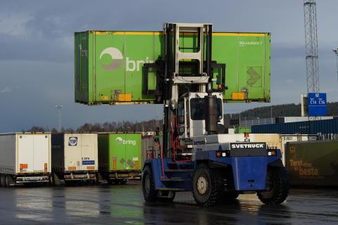 Green Cargo Alnabru Norge