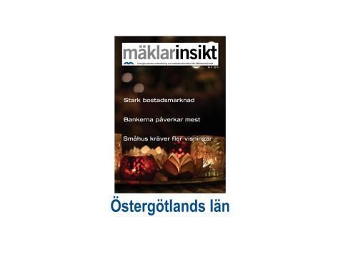 Mäklarinsikt Östergötland 2013:4