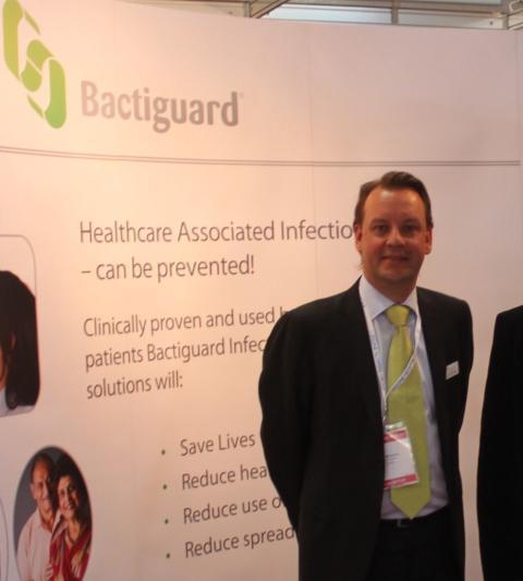 Bactiguard utökar produktportföljen i Mellanöstern