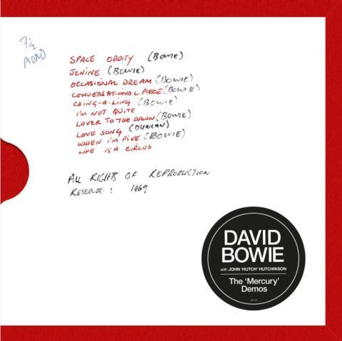 Tredje jubileumsalbum fra David Bowie