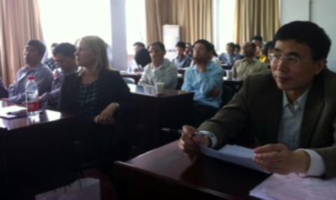 Miljöfokus på affärsresan från Dalarna till Wuhan, Kina