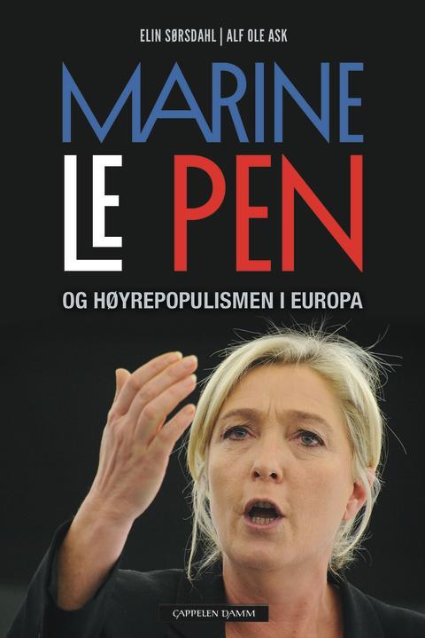 Omslag Marine Le Pen og høyrepopulismen i Europa