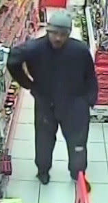 CCTV footage released following robbery