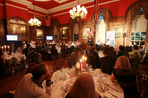 All Out for Cricket in the City - Gala Dinner