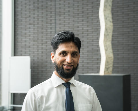 Prof. Nisar selected for the Interstellar Initiative 2019–20