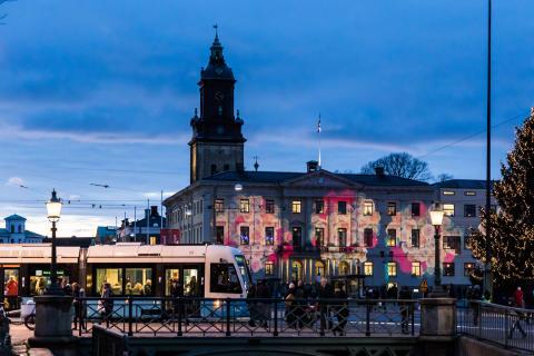 Julstaden Göteborg