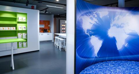 GS1 Sweden Concept Centre – en utställning som inspirerar till ökad affärsnytta