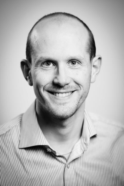 Björn Ingelsson, biträdande universitetslektor vid Linköpings universitet