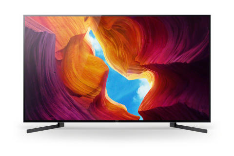 BRAVIA_85XH95_4K HDR Full Array LED TV_01