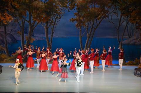 Nötknäpparen och Svansjön med S:t Petersburg Festival Ballet