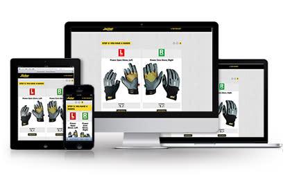 Snickers Workwear lanserar handskgenerator utvecklad av NetRelation