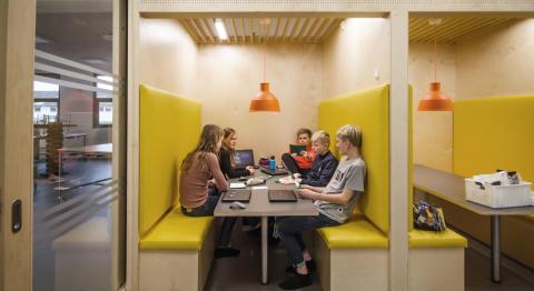 Nøvling Skole nomineret til 'Årets skole 2018'