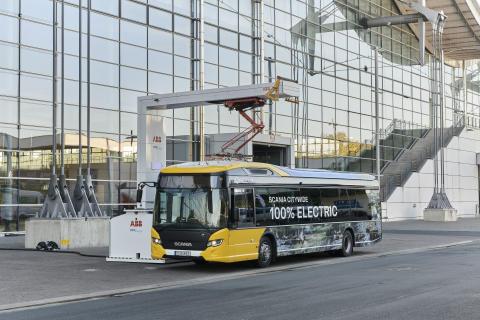 Scania Citywide elektrisch