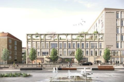 Malmberg geoenergi till Vasakronan i Malmö