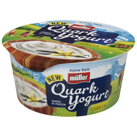 Müller Quark Yogurt Vanilla