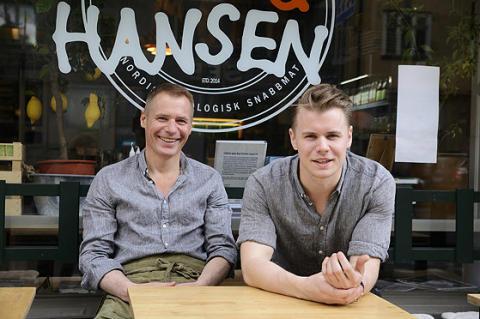 Rune & Fabian Kalf Hansen