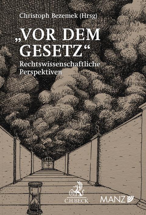 """Buchpräsentation """"Vor dem Gesetz"""""""