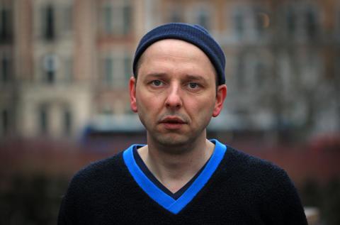 Mirko Lempert. Foto: Peter Larsson.