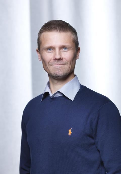 Jonas Olsson, VD Balticgruppen