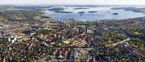 Miljön är den stora vinnaren när Mälarenergi skriver nytt fjärrvärmeavtal med fastighetsägare i Västerås