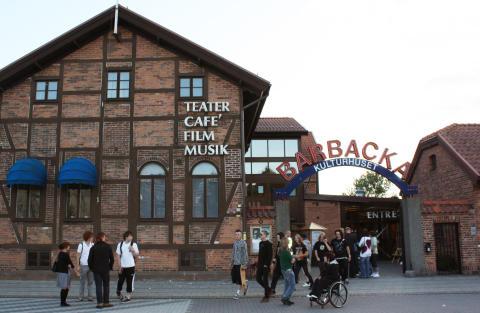 Kulturhuset Barbacka får Region Skånes kulturpalett 2016