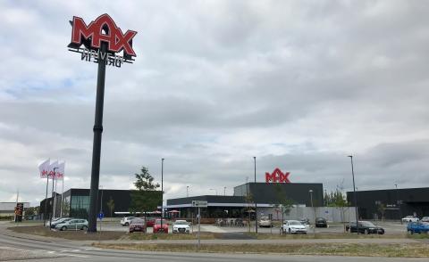 MAX fortsätter satsa i Skåne – öppnar sin trettonde restaurang