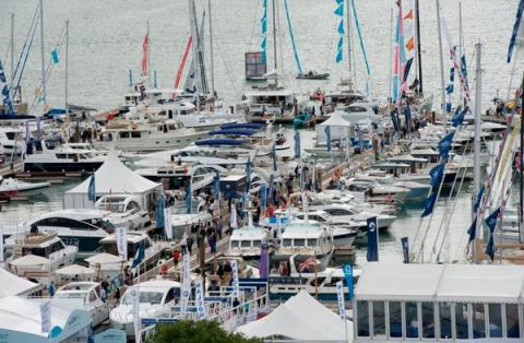 Southampton Boatshow 2014 Stand G147