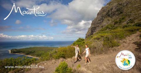 365 Kampagne - Mauritius aktiv von Mai bis September entdecken