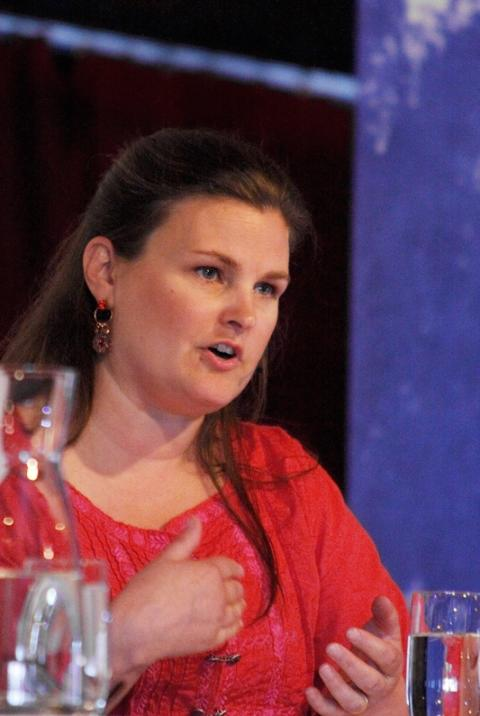 Mikaela Valtersson, riksdagsledamot (mp