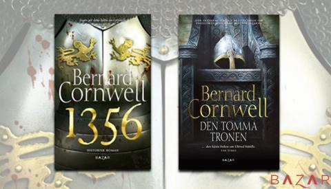 Dubbel glädje för Cornwell-älskaren!