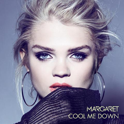 """Efter 12 miljoner visningar på YouTube släpps nu Margarets singel """"Cool Me Down"""""""