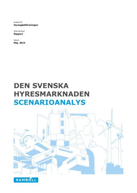 Den svenska hyresmarknaden: Vem vinner och vem förlorar på marknadshyror?
