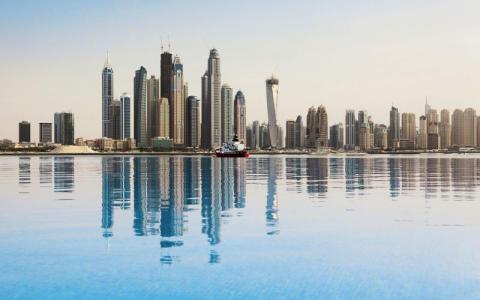 Nyhet: Långweekend i Dubai – bara med Apollo