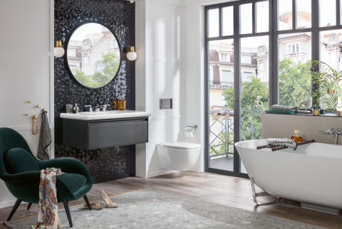 ​Villeroy & Boch at Milano Design Week 2018: The return of elegance