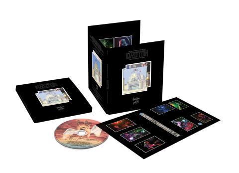 Led Zeppelin / The Song Remains / Pack shot