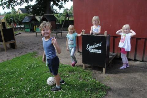 Ekdungens förskola i Kågeröd